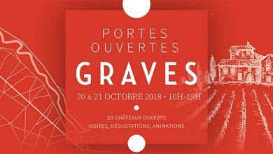 """Photo de Les """"Portes Ouvertes"""" en Graves reviennent le 20 et 21 octobre 2018"""