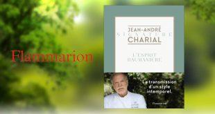 """""""Signature"""" de Jean-André Charial aux Éditions Flammarion"""