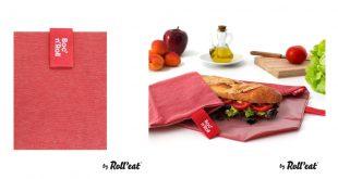 """""""Boc'n'Roll®"""" by Roll'eat®, les nouveaux emballages pratiques et réutilisables pour repas"""