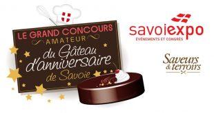 """Grand Concours de """"Pâtisserie Amateur"""" de Savoiexpo du 16 septembre au 24 novembre 2019"""