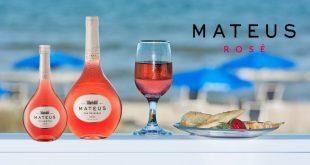 """""""Mateus Rosé"""" Figure typique des vins portugais"""