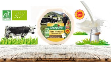 """Photo de Bonnetterre lance le 1er """"Munster Fermier"""" AOP au lait cru de vaches Vosgiennes !"""