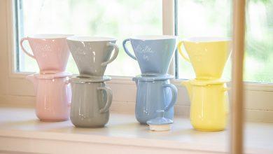 """Photo de Voyez votre automne en couleur avec les nouveaux """"Pour-Over"""" en porcelaine de Melitta® !"""