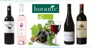"""Vins Bio : la sélection """"coup de cœur"""" botanic® de sa Foire aux vins"""