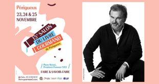 """15ème """"Salon du Livre Gourmand"""" de Périgueux du 23 au 25 novembre 2018"""