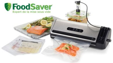 Photo de FoodSaver® présente la nouvelle machine de mise sous vide FFS017X