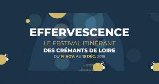 """Festival """"Effervescence"""" du 16 novembre au 15 décembre 2019"""