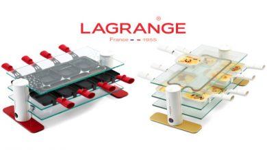 Photo de LAGRANGE® habille sa raclette 8 Transparence® pour l'hiver