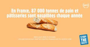 """Lutte contre le """"Gaspillage Alimentaire"""" Programme Alimentaire Mondial des Nations Unies"""