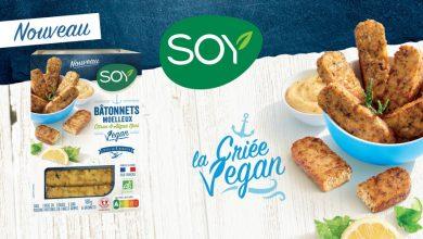 """Photo de Bâtonnets moelleux SOY """"Citron et Algue Nori"""" Bio, gourmands & vegan !"""