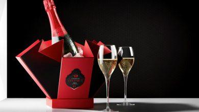 Photo de À découvrir ! Le nouveau coffret Champagne « La Grande Cuvée 6 ans d'âge » de VIRGINIE T.