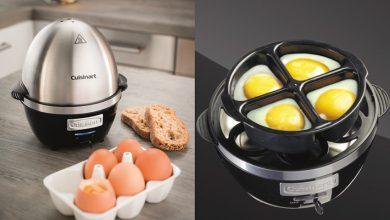 Photo de Découvrez le Cuiseur à œufs de Cuisinart® : l'appareil insolite et pratique de la marque !