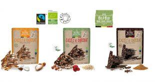 "Les ""Cassés de Chocolat Bio"" Bel & Bio"