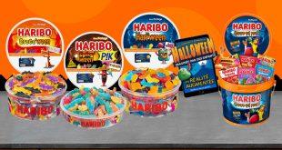 """Pour Halloween, les """"Terrifiants Bonbons"""" HARIBO® prennent vie !"""