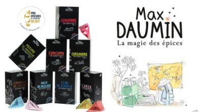 Photo de Épices Max Daumin : la nouvelle marque d'épices Made in France