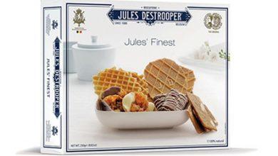 Photo de Nouvel assortiment Jules'Finest de Jules Destrooper® : 5 raisons de craquer pour les fêtes de fin d'année !