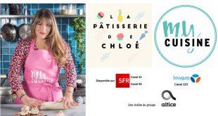"""My Cuisine, lance dès le 18 novembre sa nouvelle production originale, """"La pâtisserie de Chloé """"!"""