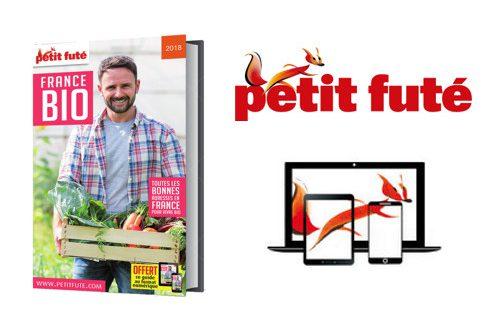 Nouvelle édition pour le guide de la France Bio du Petit Futé…