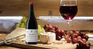 """Le Domaine de La Métairie d'Alon présente """"Solaire"""", son grand Pinot noir du Languedoc"""