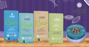 """Les """"Chocolats Bio"""" de la Maison Weiss une gamme ultra-gourmande!"""