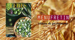"""""""Mook Ceres"""" N°4 – Tout l'imaginaire des céréales par Menu Fretin"""