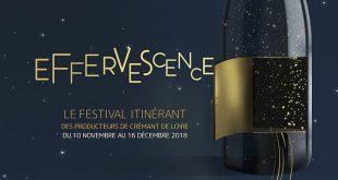"""""""Effervescence"""" du 10 novembre au 16 décembre 2018"""