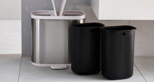 """""""Split™ 6"""", la poubelle de recyclage par Joseph® Joseph"""