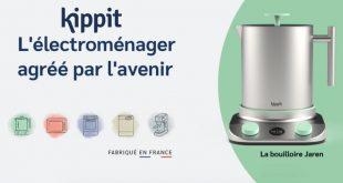 """kippit lance Jaren une """"Bouilloire Multifonctions"""""""