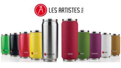 """Photo de """"Pull Can'it"""" par Les Artistes Paris La canette isotherme au design inspiré !"""