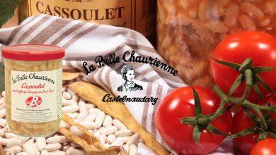 """Photo de La Belle Chaurienne voit rouge avec la création d""""une recette de """"Cassoulet Label Rouge"""""""