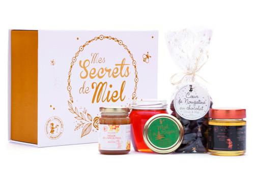 secrets de miel illumine no l gr ce ses d licieux coffrets a vos assiettes recettes de. Black Bedroom Furniture Sets. Home Design Ideas