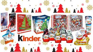 """Photo de """"Un Noël avec Kinder®"""" des petits moments de bonheur pour toute la famille"""