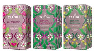 Photo de Trois infusions Pukka idéales dans la vie d'une femme