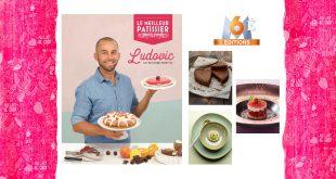 """Le livre de Ludovic, le gagnant  """"du Meilleur Pâtissier"""" disponible en librairie !"""