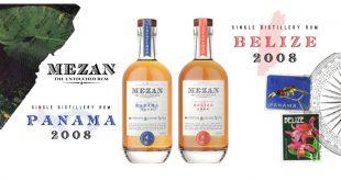 """Pour les fêtes de fin d'année, MEZAN vous invite au voyage avec deux nouveaux  """"rhums millésimés"""""""