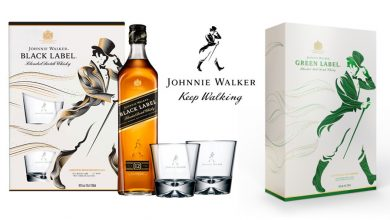 """Photo de La référence des """"Scotch Whiskies"""" d'exception, Johnnie Walker, dévoile deux coffrets en Édition Limitée"""