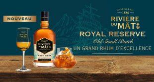 """Votre rhum de Noël, avec Rivière du Mât : """"Royal Reserve"""", un grand rhum d'excellence"""