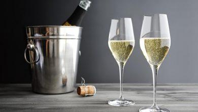 Photo de Le Champagne pour les fêtes de fin d'année