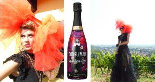 """""""Cousu-Main"""" par William Arlotti : le crémant haute couture de la Cave de Turckheim"""