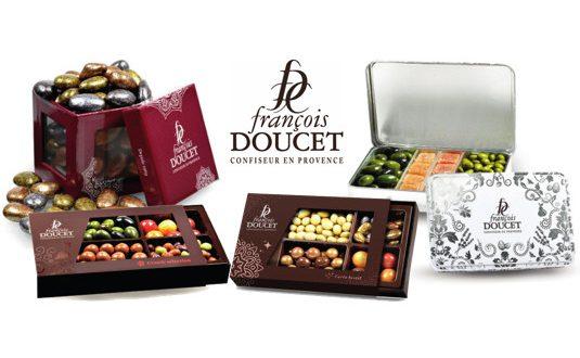 Les nouvelles douceurs Provençales de Noël par François Doucet Confiseur