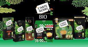 """Carte Noire lance sa gamme """"100% BIO"""" pour les consommateurs en quête de naturalité"""