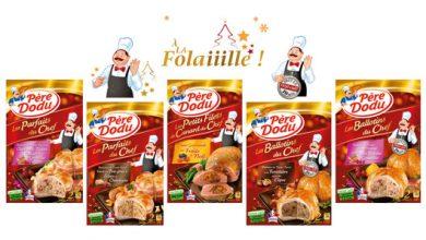 Photo de Père Dodu® sublime vos repas de Fêtes !