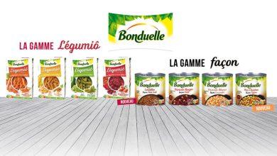 """Photo de Bonduelle agrandit ses gammes """"Légumiô"""" et """"Façon"""""""