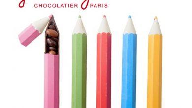 Photo de À la rentrée, les gribouillages seront bien plus drôles avec du chocolat signé Jadis et Gourmande !