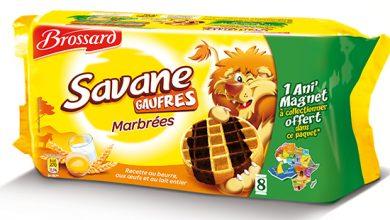 Photo de Toutes les sensations Savane à l'heure du goûter avec la nouvelle gaufre marbrée !