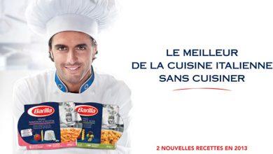 Photo de Barilla étoffe sa gamme de plats préparés avec 2 nouvelles recettes en 2013