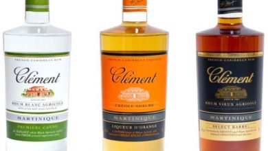 Photo de Rhum Clément modernise le traditionnel Ti'Punch martiniquais et le décline en 7 versions « long drink »